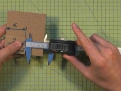 Using Digital Calipers