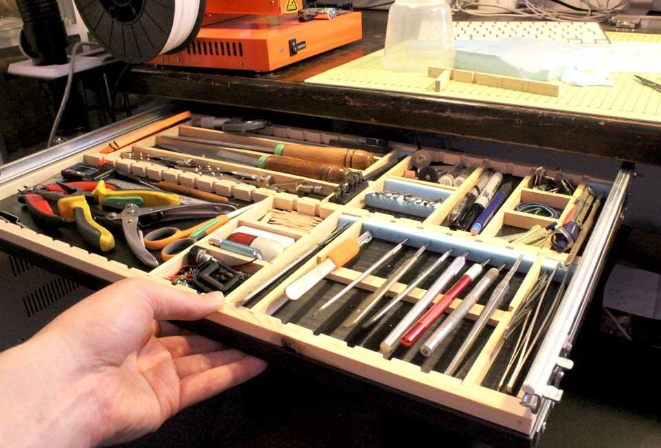 Modeller's Tool Tray